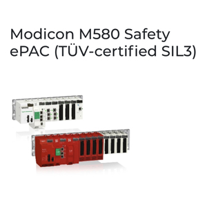 Modicon M580 Safety Epac
